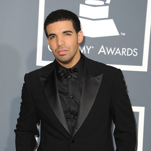 drake at the Grammy Awards