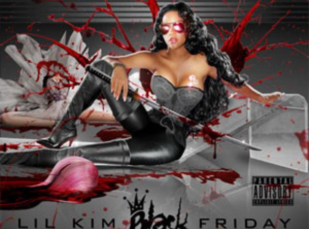 Lil Kim Black Friday Mixtape