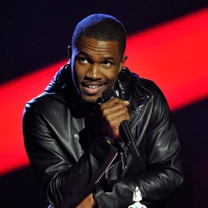 Frank Ocean BRIT Awards 2013 On Stage