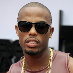 B.o.B arrives at the BET Awards 2013