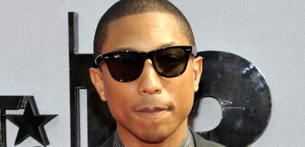 Pharrell Williams BET Awards 2013