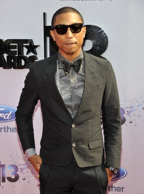 Pharrell Williams BET Awards 2013