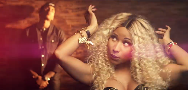 Nicki Minaj Chris Brown 'Love More' Video