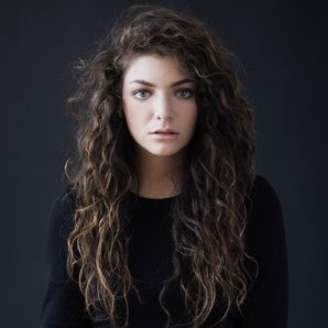 Lorde press photo 2013