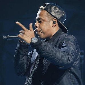Jay Z live in Paris