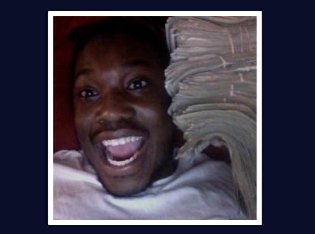 Meek Mill money selfie