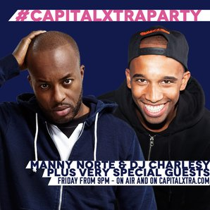 Capital XTRA Party 2013 - Instagram