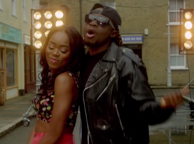 Fuse ODG Million Pound Girl Video