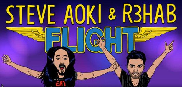 Steve Aoki Flight
