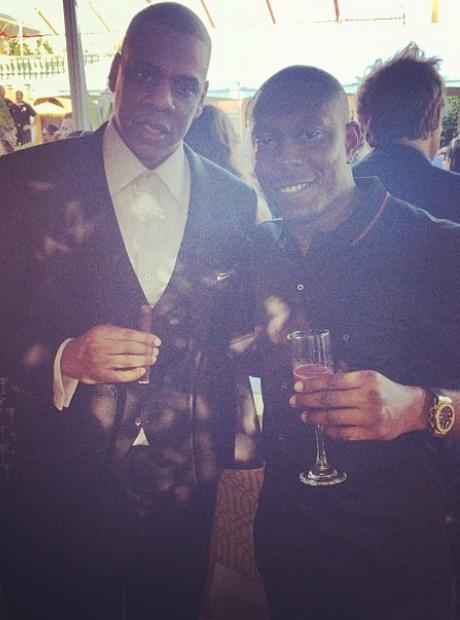 Dizzee Rascal Jay Z
