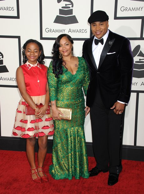LL Cool J at the Grammy Awards 2014