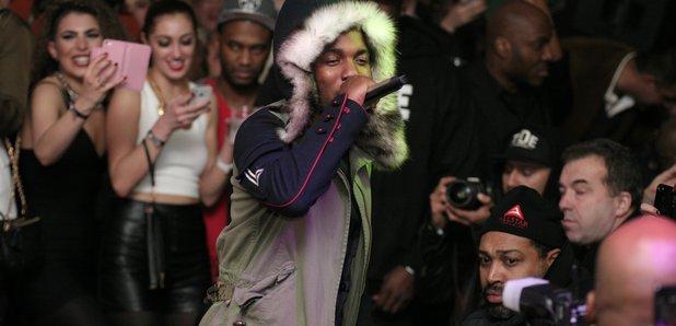 Kendrick Lamar  Maxim Magazine Super Bowl Party on