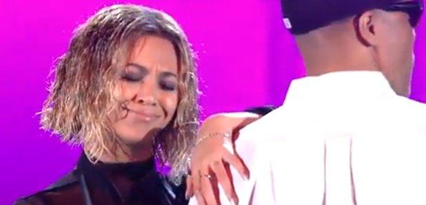 Beyonce Blue Ivy Grammy rehearsal