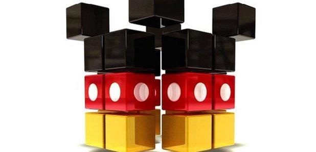 Disney remix album Dconstructed