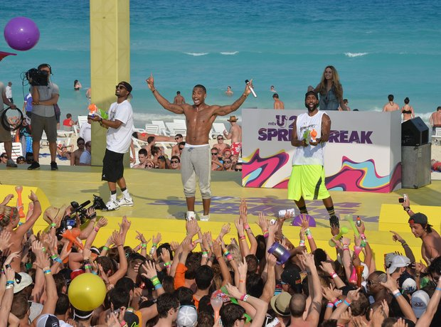 Trey Songz Spring Break