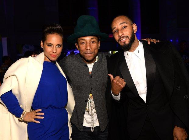 Pharrell birthday 2014
