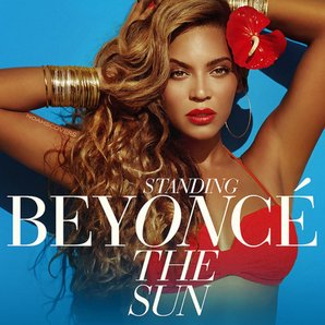 Beyonce Standing On The Sun