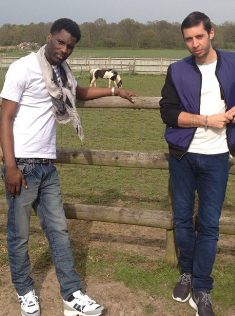 Wretch 32 and Example