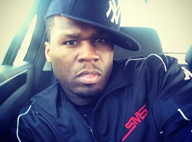 50 Cent selfie Instagram