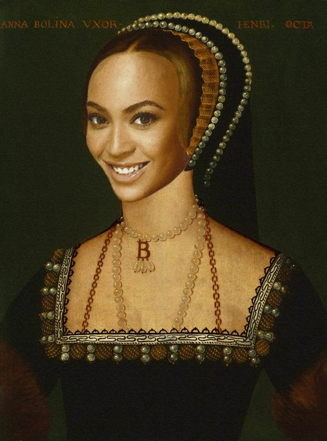 Beyonce Anne Boleyn