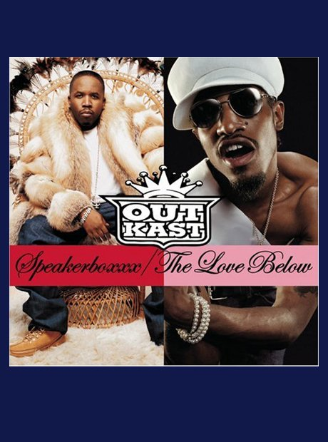 OutKast - Speakerboxx/The Love Below