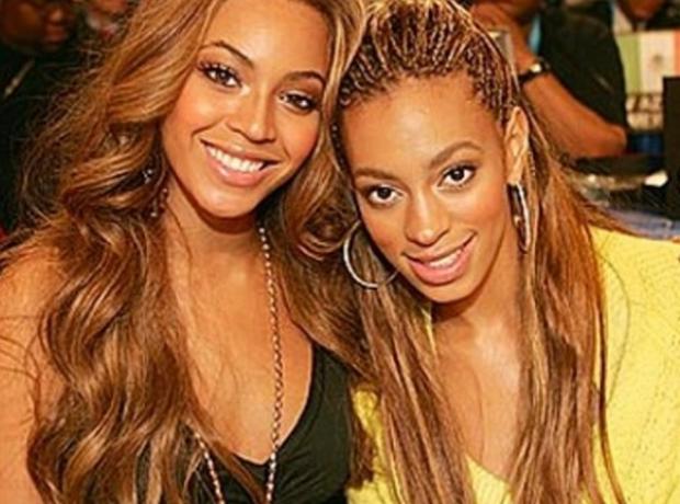 Beyonce Solange Instagram