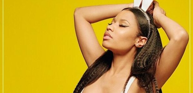 Nicki Minaj Pills N Potions Artwork