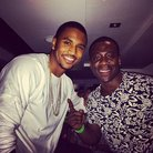 Abrantee In South Africa WIth Trey Songz