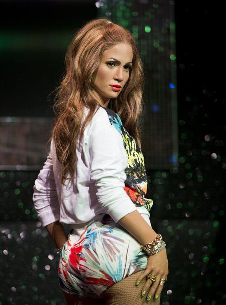 Jennifer Lopez Waxwork