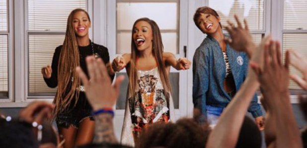 Michelle Williams Beyonce Kelly Rowland Say Yes Vi