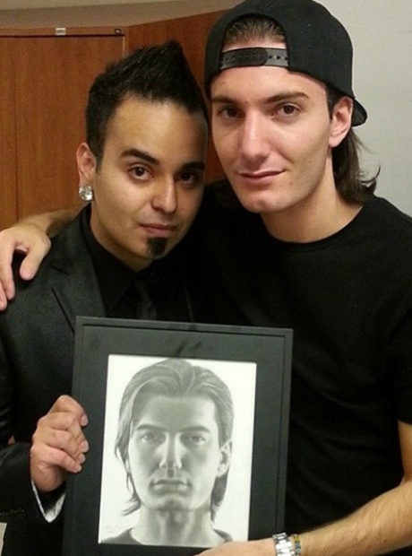 Alesso fan art
