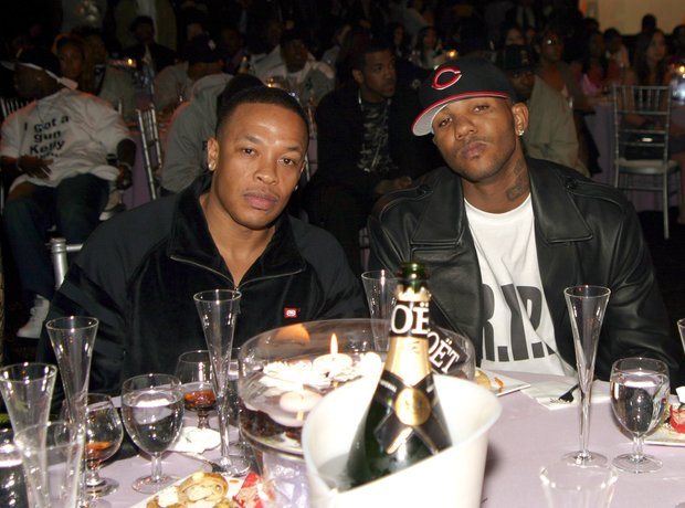 Dr. Dre and Game
