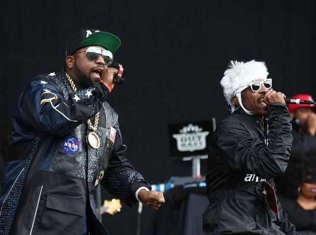 Outkast Wireless Festival 2014 London