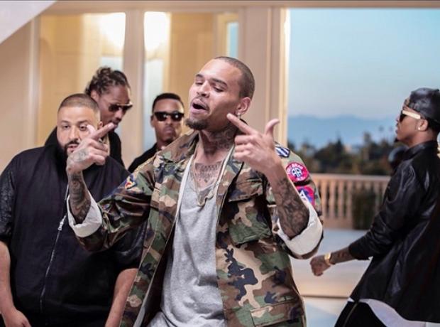 Chris Brown DJ Khaled August Alsina Future