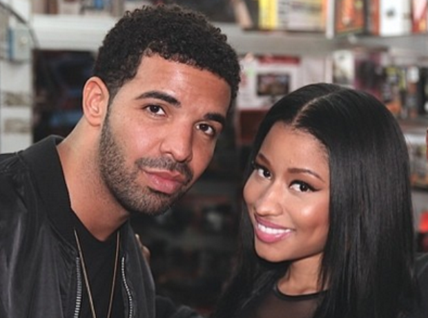 nicki minaj and drake dating history