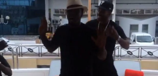 Diddy Cosby Show Dance