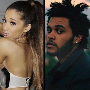 The Weeknd Ariana Grande