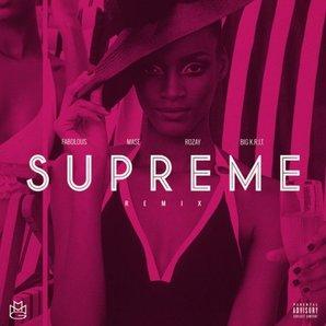 Rick Ross Supreme Remix