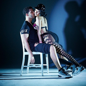 Nicki Minaj And Drake Anaconda Video