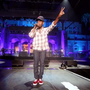 Kendrick Lamar Made In America Festival 2014