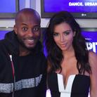 Kim Kardashian and Manny Norte