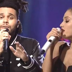 Ariana Grande And The Weeknd
