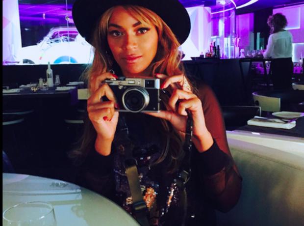 Beyonce camera