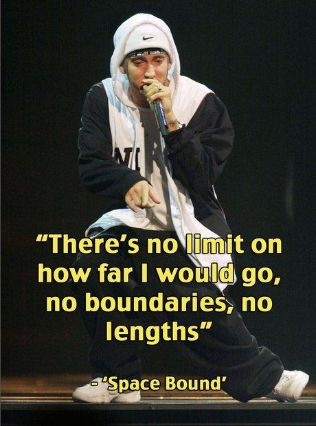 Eminem Lyrics