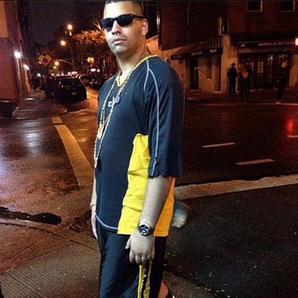 People dressed as Drake