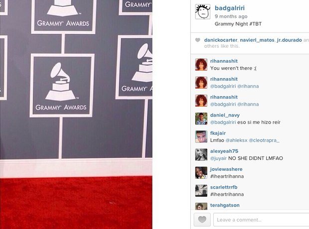 Rihanna Best Instagram Posts