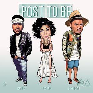 Chris Brown Jhene Aiko Omarian