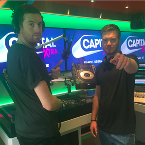 Gorgon City on Capital XTRA