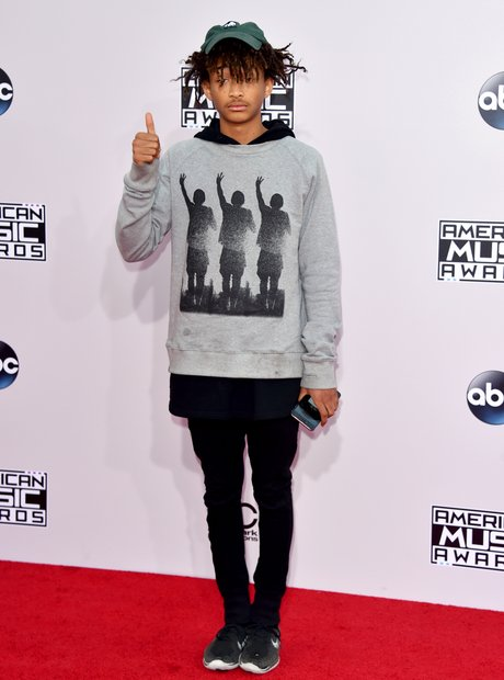 Jaden Smith American Music Awards 2014