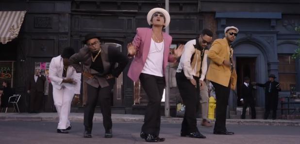 Bruno Mars Uptown Funk